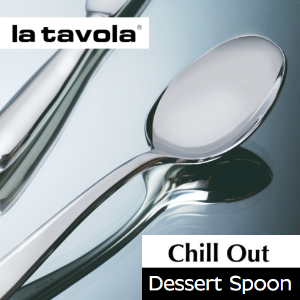 [라타볼라] Chill Out Dessert Spoon