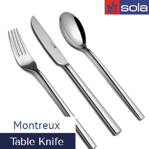 [SOLA] 몬트렉스 Table Knife