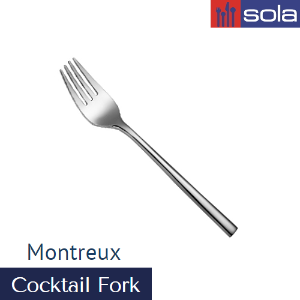 [SOLA] 몬트렉스  Cocktail Fork